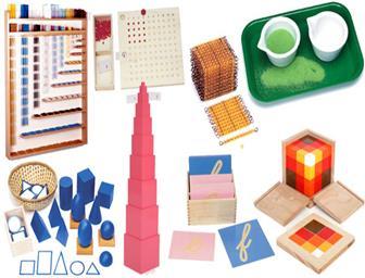 ... PARA EDUCACION INFANTIL: Rincones de juego de María Montessori
