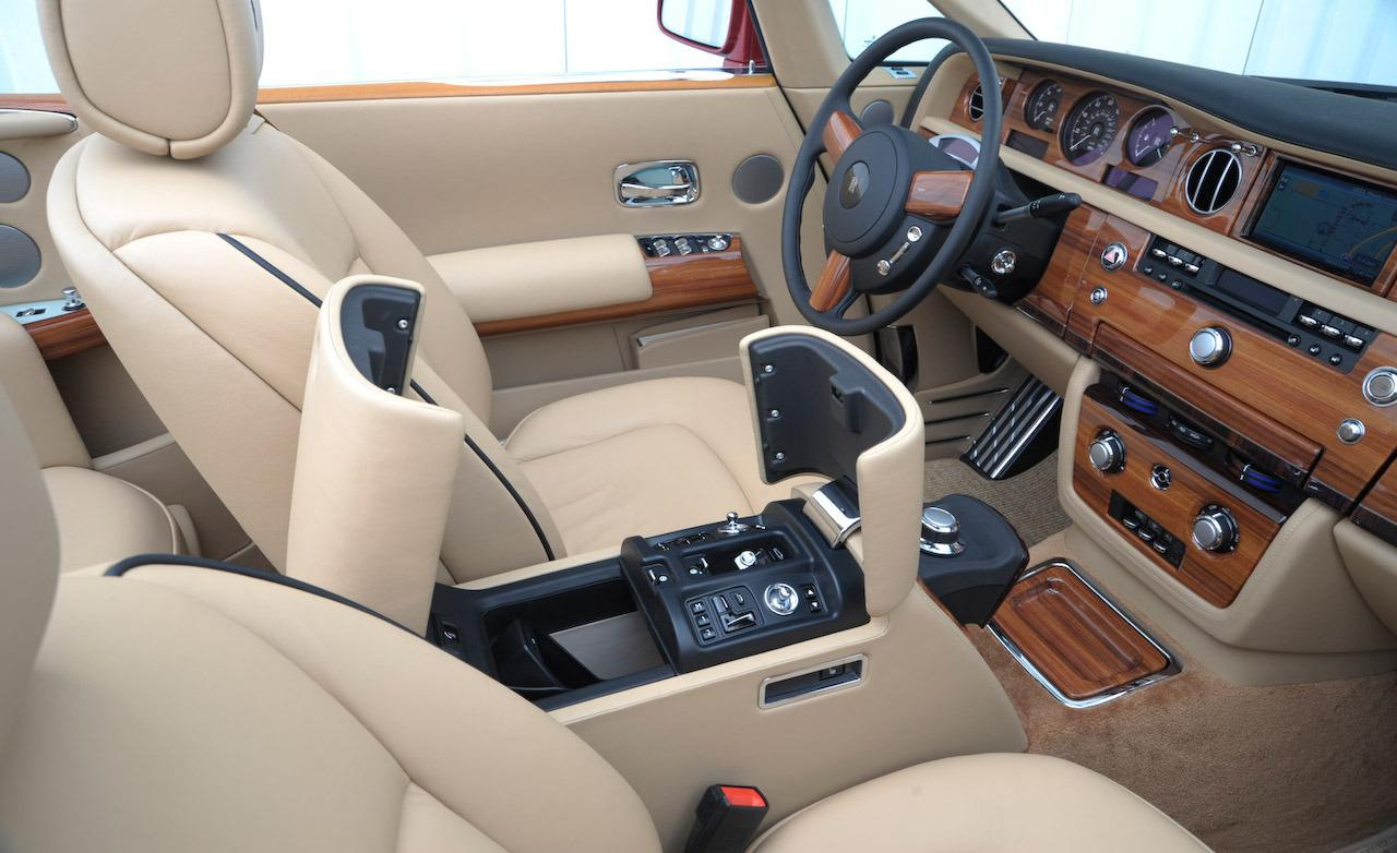 The Drivers Seat 2014 RollsRoyce Phantom Coupe Review