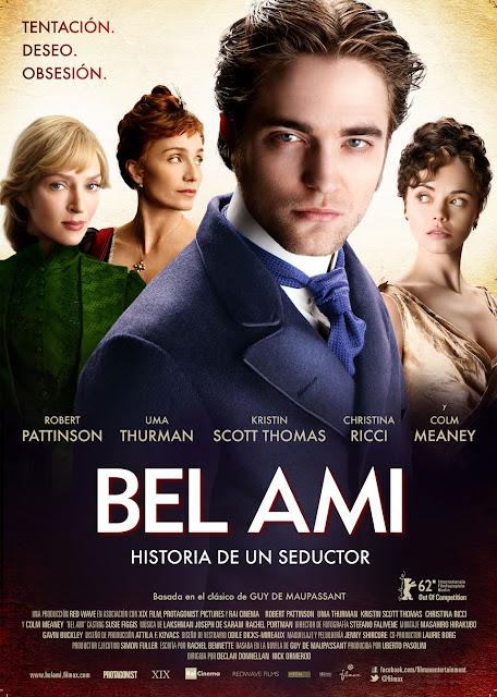 Bel Ami: El Seductor DVDRip Lat. FS,BS,RG