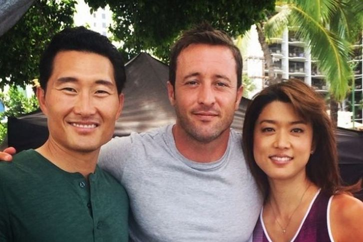 Hawaii Five-0 - Season 5 - Official BTS Photos