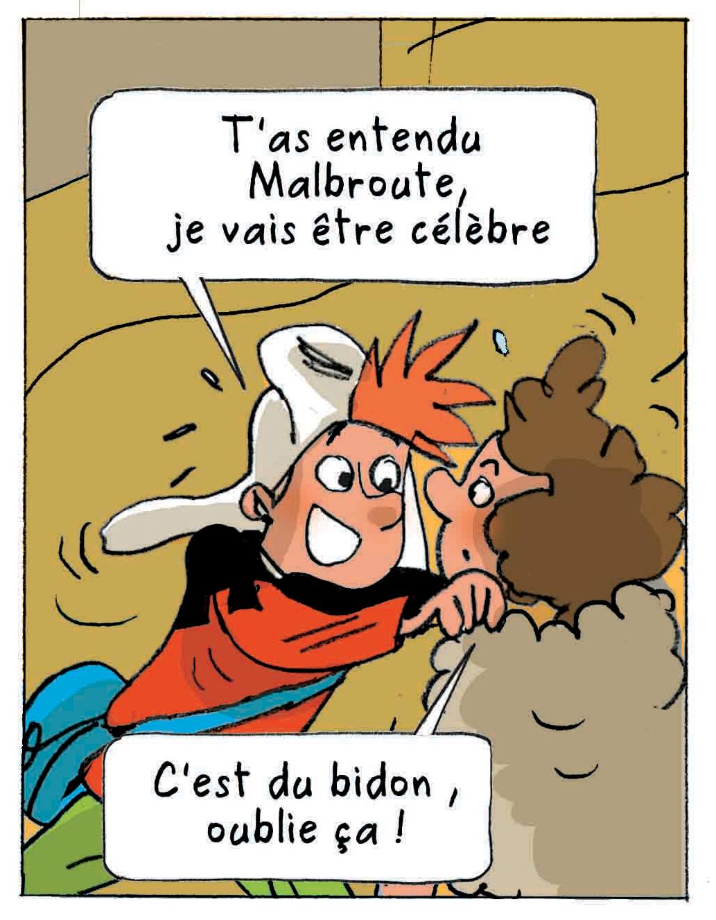 Gibus aux éditions Bayard Presse
