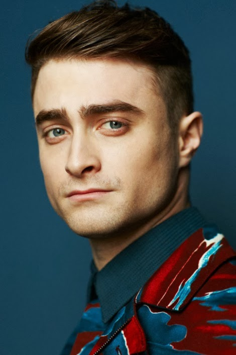 Daniel Radcliffe by Adam Whitehead for Flaunt Magazine