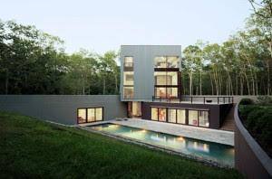 Contoh Desain Denah Rumah Minimalis 2 Lantai yang Sederhana