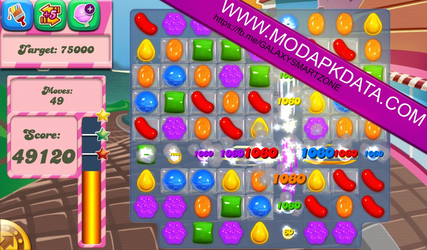 Candy crush saga v1.19.0 mod apk download & review | Download Latest