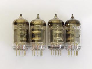 6E5P-I Audiophile Tetrode Tubes .Lot of 4 NOS NEW!!!
