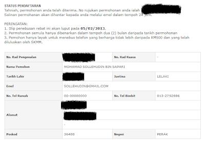 KOMUNIKASI BELIA (PKB) Rebate Sebanyak RM200 Untuk Telefon Pintar