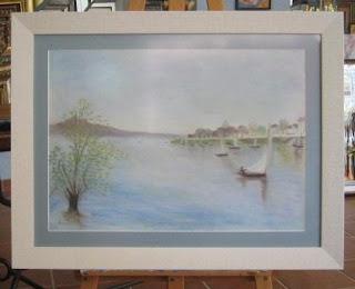 Portafolio online de cristo sicardo raya consejos para enmarcar obras sobre papel - Enmarcar cuadros ...