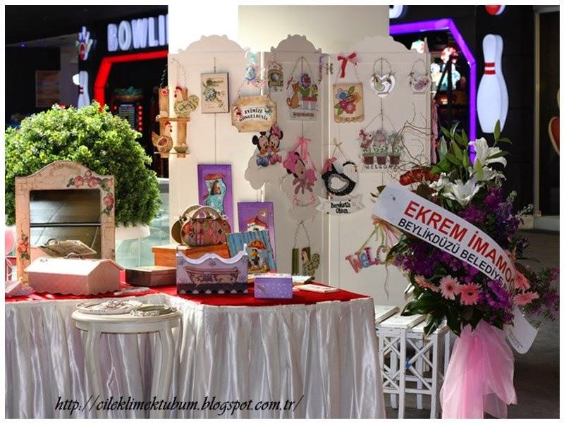 Ahşap Boyama, butik, butik tasarim, cam boyama, cileklimektubum, decorative painting, dekorasyon, dekoratif boyama, el yapimi, ev dekorasyon, handmade, Sergi, sergi acilis,