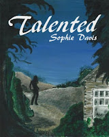Book cover of Talented by Sophie Davis