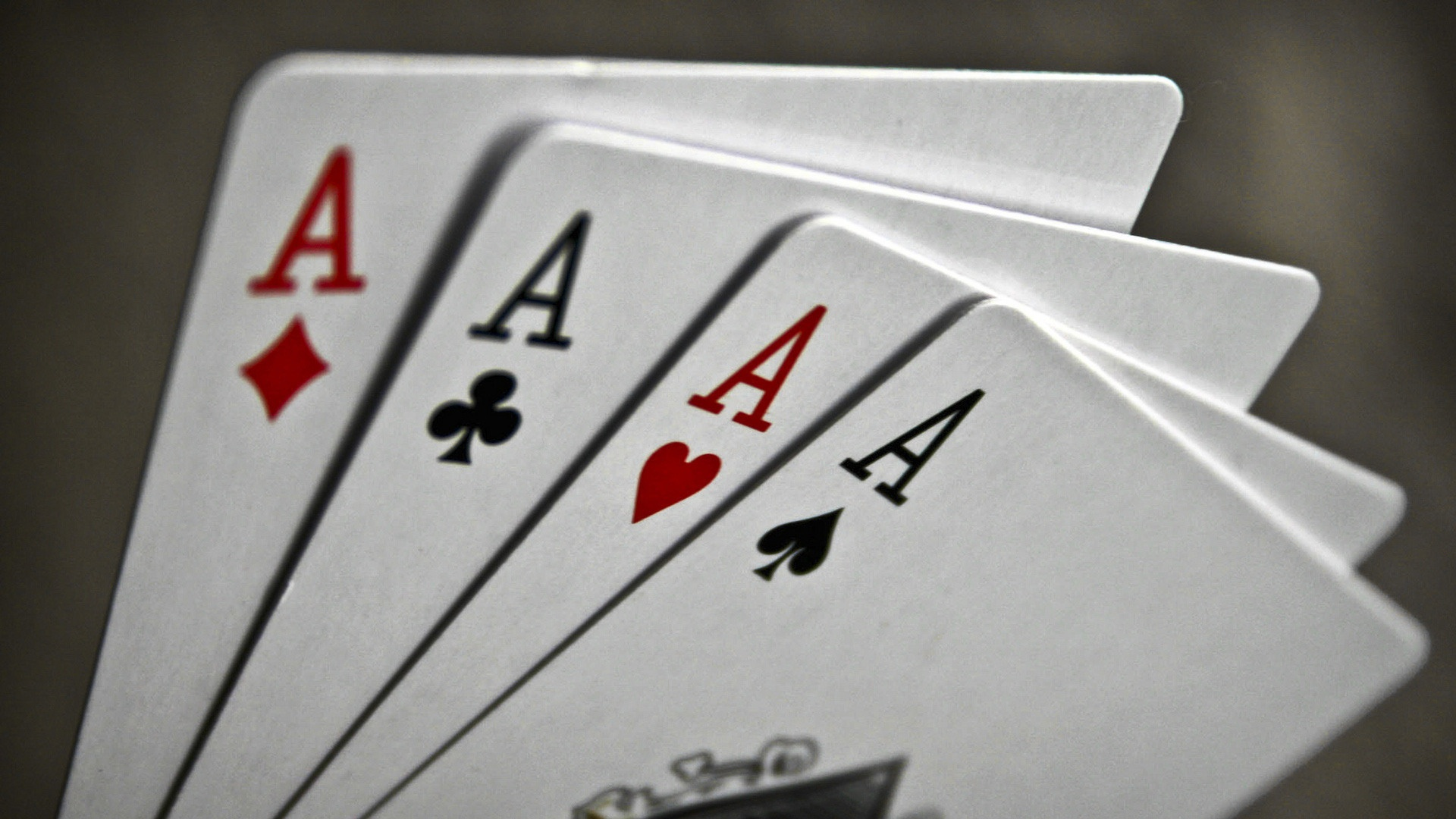 4 aces in poker means of grace