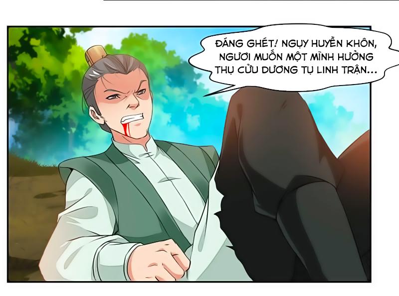 Cửu Dương Thần Vương chap 22 - Trang 28
