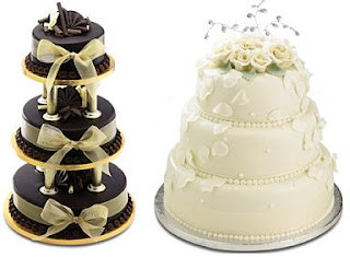 New Waitrose Wedding Cakes