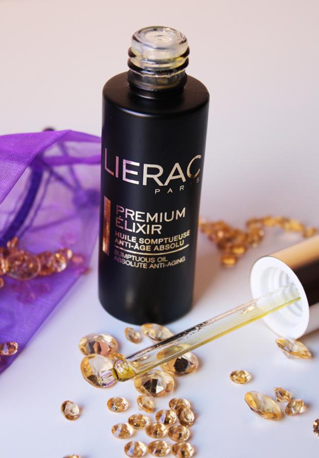 Premium Élixir Aceite Suntuoso de Lierac