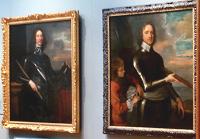 Cromwell and Hesilrig display @ NPG