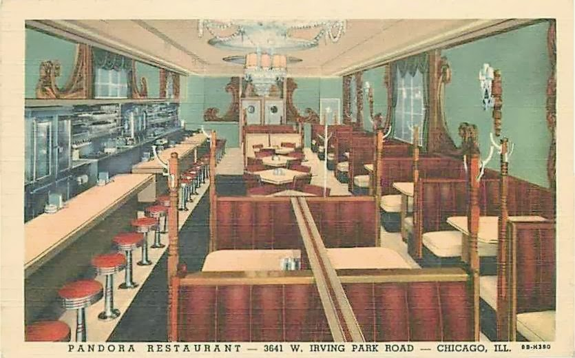 Chuckman 39 s collection chicago postcards volume 08 for Irving hotel chicago