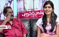 "S P Jhananathan – "" I chose Karthika Nair for her physique!"""