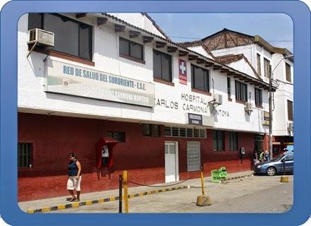 HOSPITAL CARLOS CARMONA MONTOYA