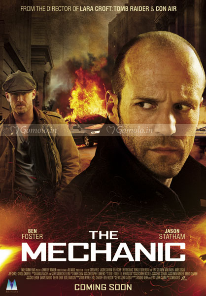 movietesters the mechanic jason statham