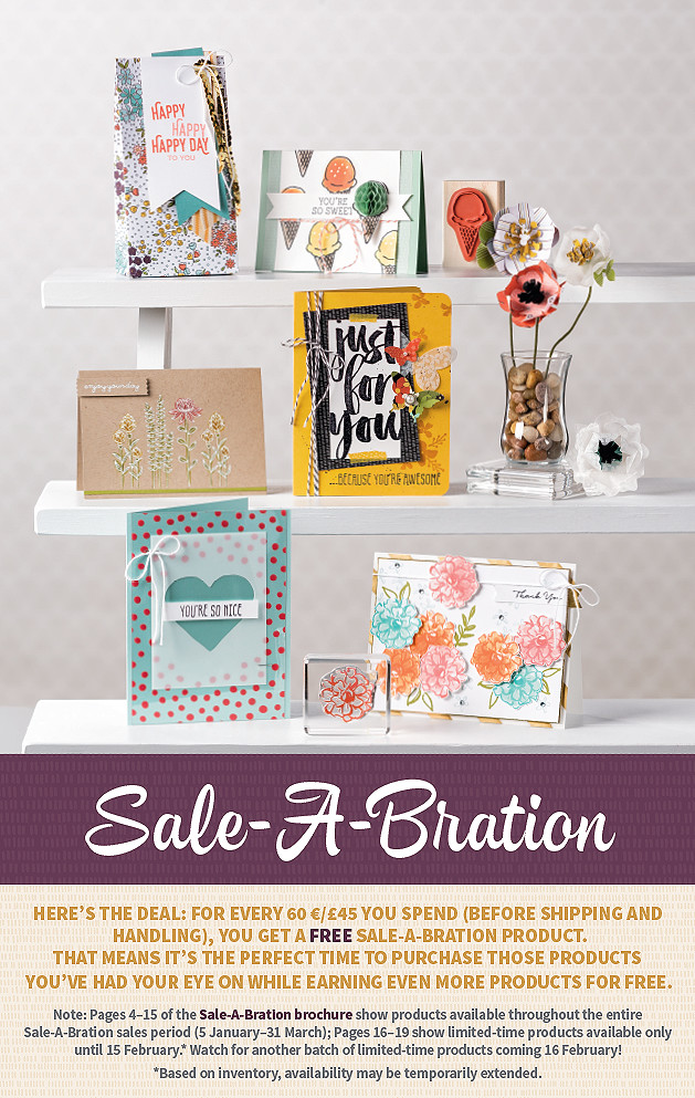 Sale-a- Bration