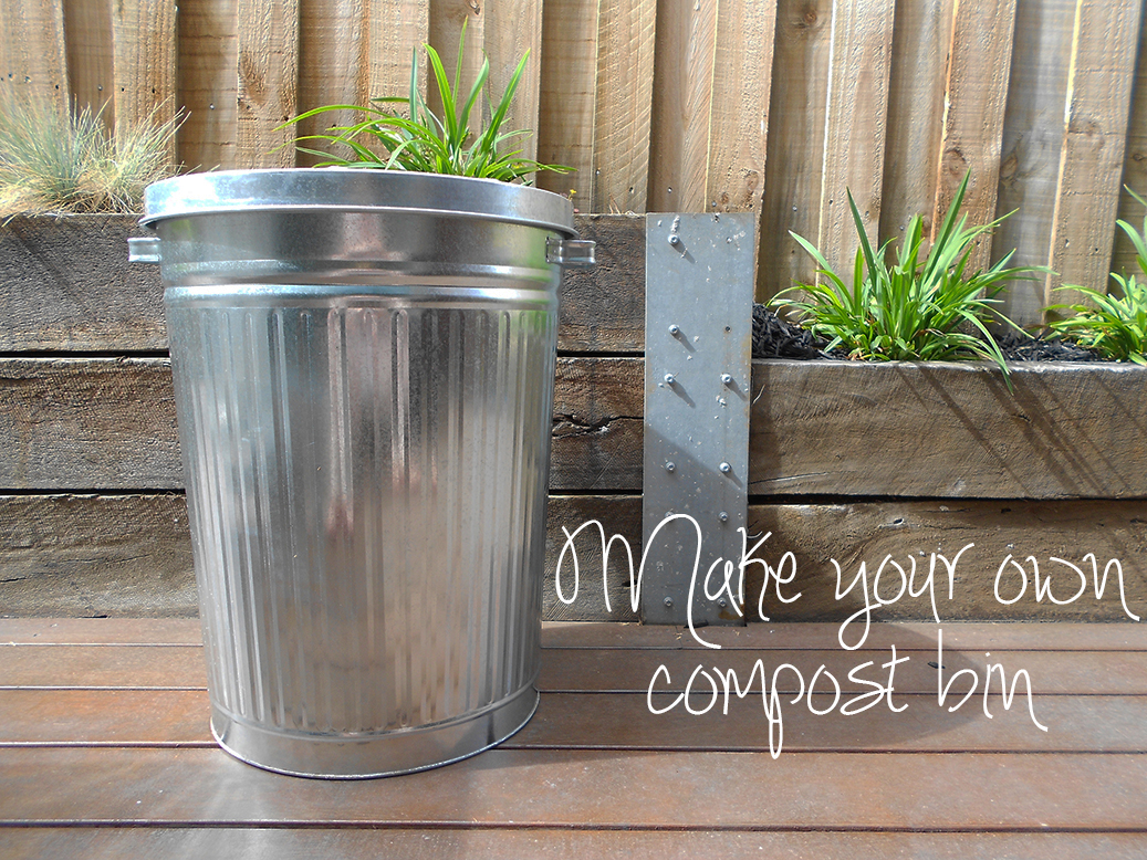 make your own compost bin