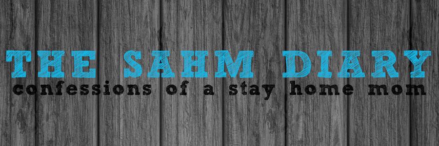 The SAHM Diary