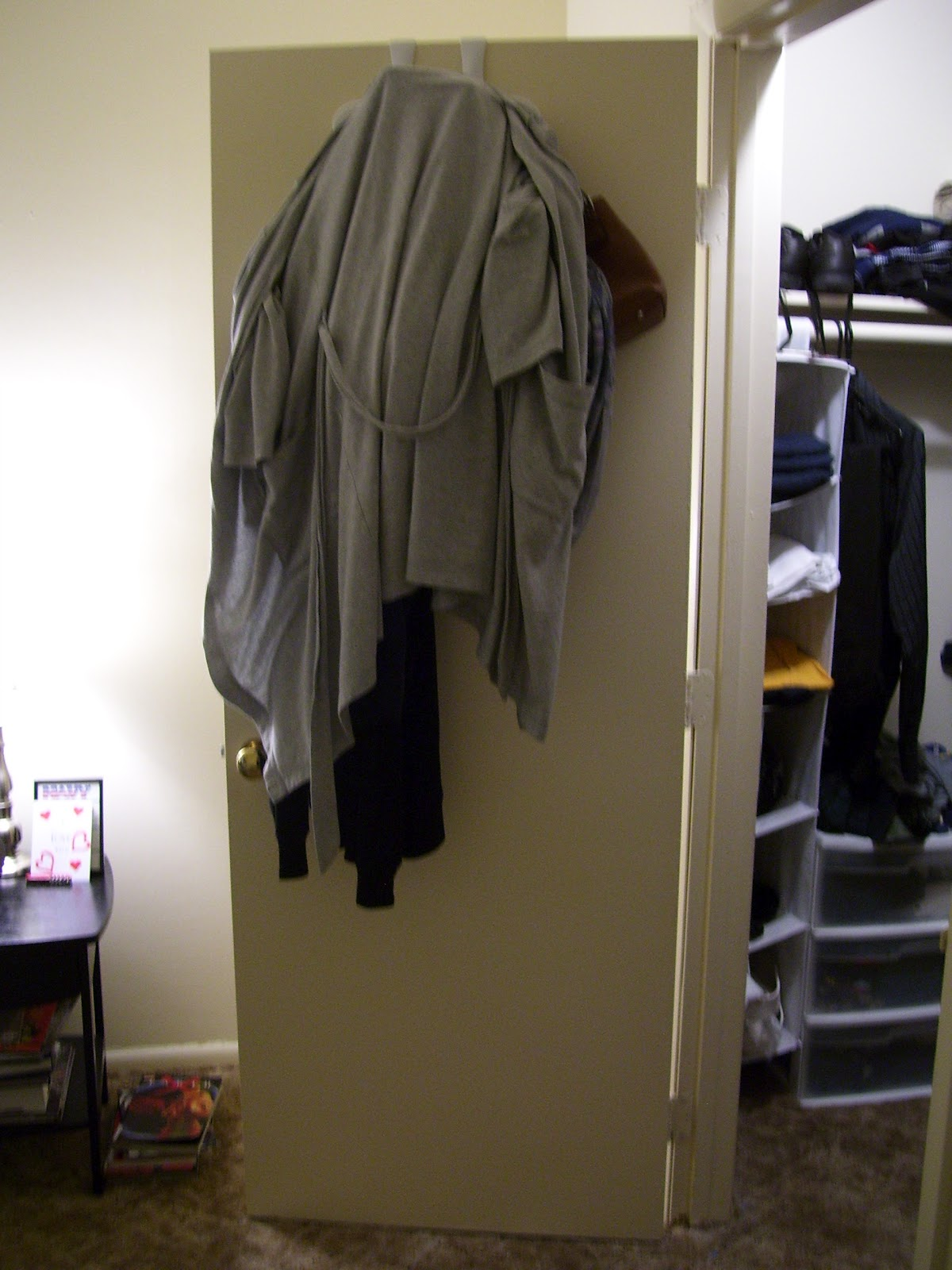 Apartment To Apartment: Closet Spring Cleaning