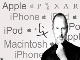 Steve Jobs All Brands HD Wallpaper