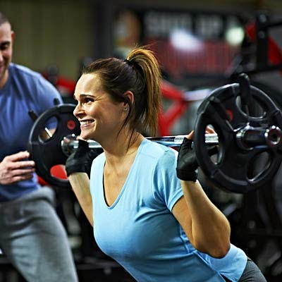 4 Reasons Women Shouldn't Fear the Weight Room