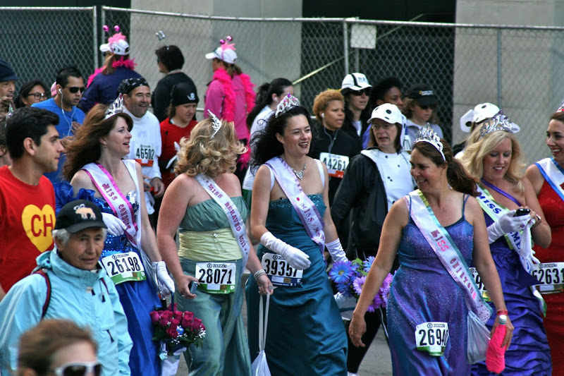 100th Bay to Breakers beauty pageant