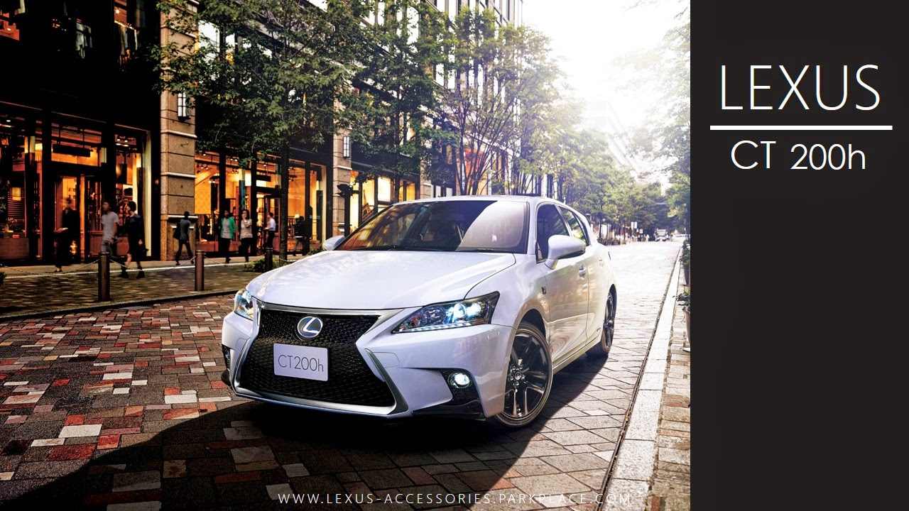 Lexus Special Edition: Lexus Japan Release F Sport X line Special ...