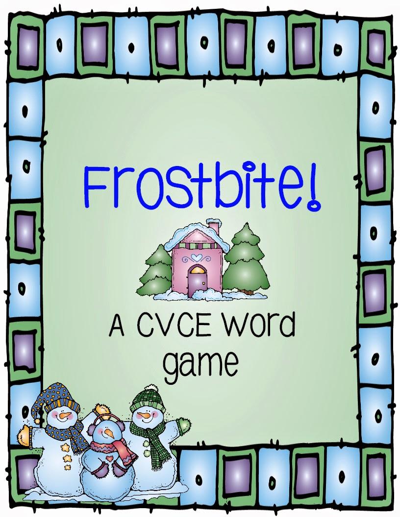 http://www.teacherspayteachers.com/Product/Frostbite-CVCe-Game-1623931