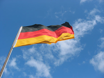 Since the end of World War II, the German flag has been a symbol of