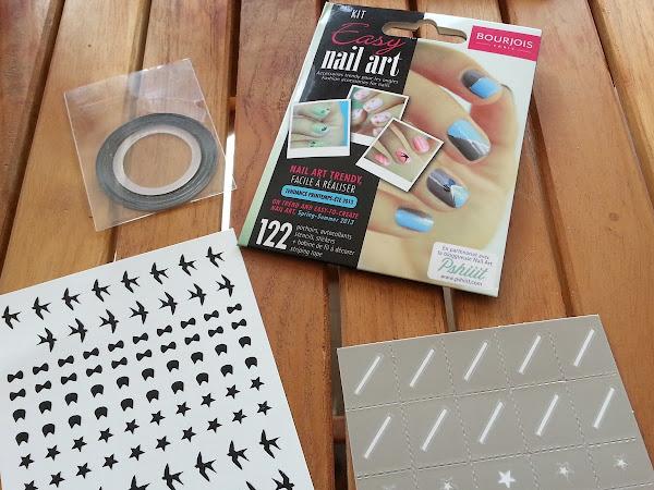 Que vaut le Kit Easy Nail Art de Bourjois pour une débutante ?
