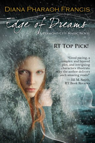 Edge of Dreams (Diamond City Magic, #2)