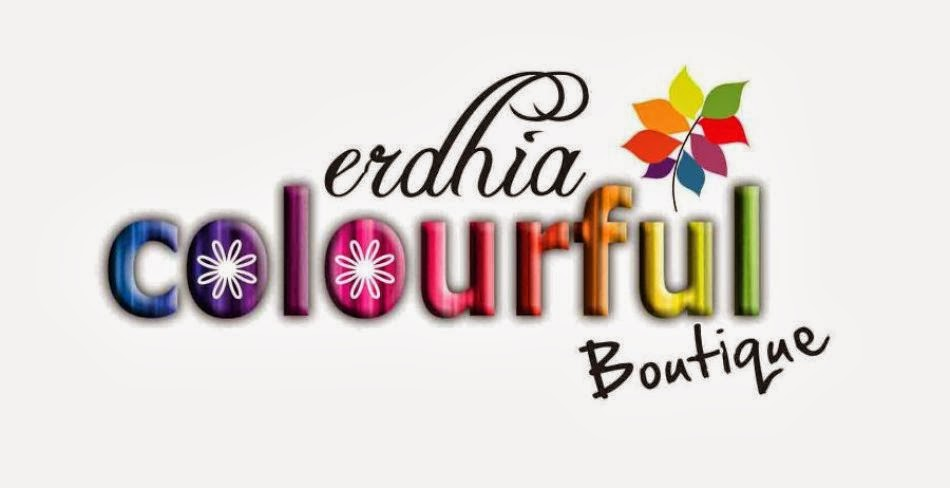 ERDHIA COLOURFUL BOUTIQUE