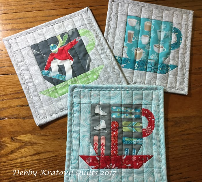 Paper PIeced Coffee Cups