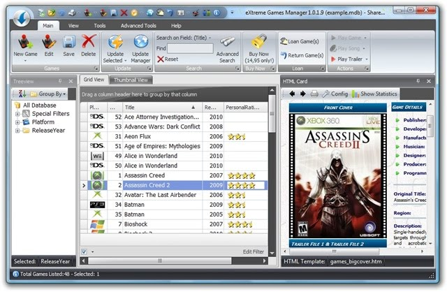 Download Extreme Games Manager v1.0.2.3