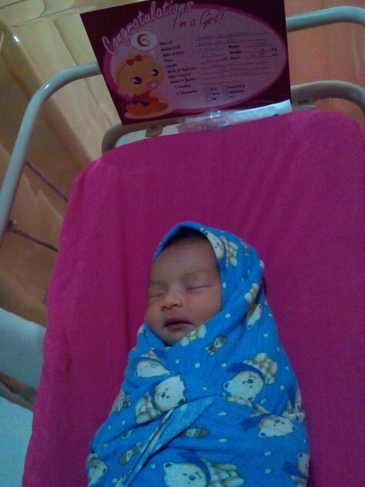 Newborn Amira