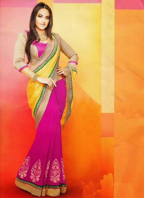 Season's Special Indian Saree Designs