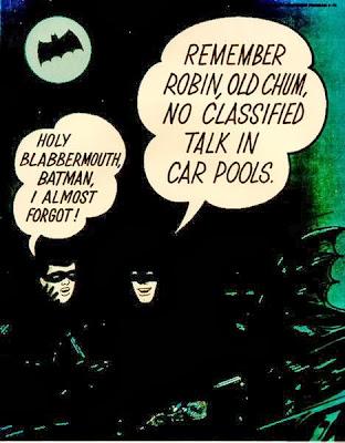 OPSEC Batman