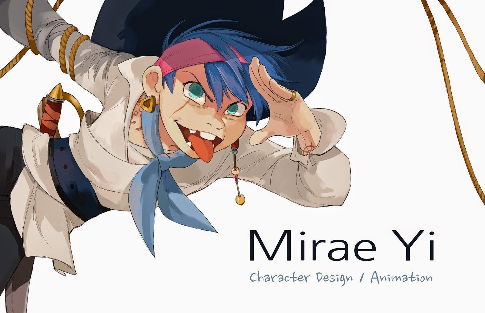 Animation Character Design Portfolio : Mirae works mirae yi character design portfolio