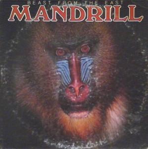 Mandrill Solid