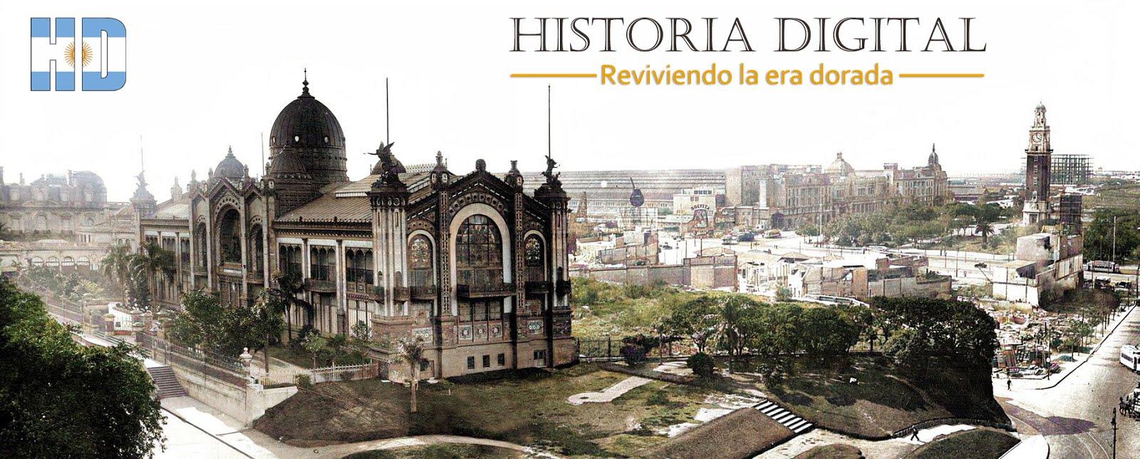 Historia Digital - Página Principal