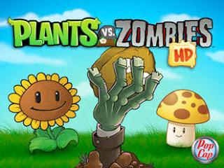 Games ipad Plants vs Zombies HD