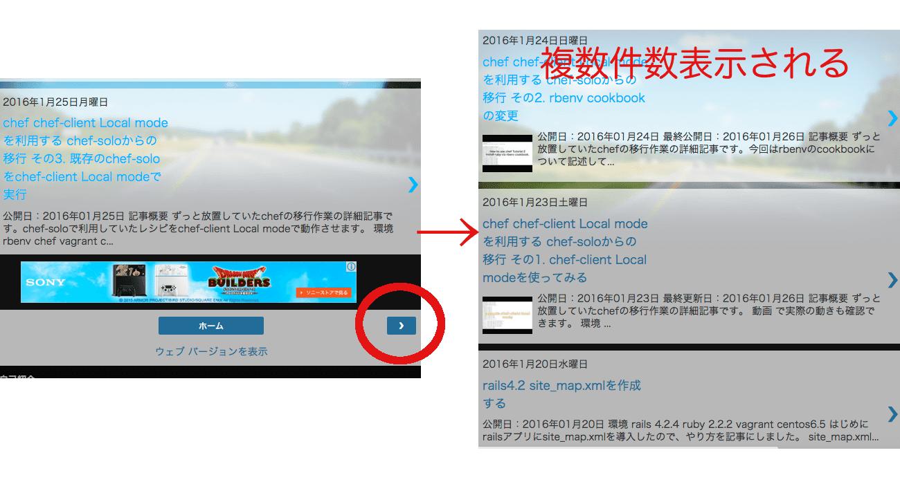ダメ男のブログ 1月 2016