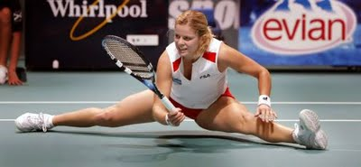 clijsters photo Kim sexy