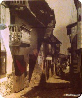 Candelario Salamanca calle mayor tiempo atrás