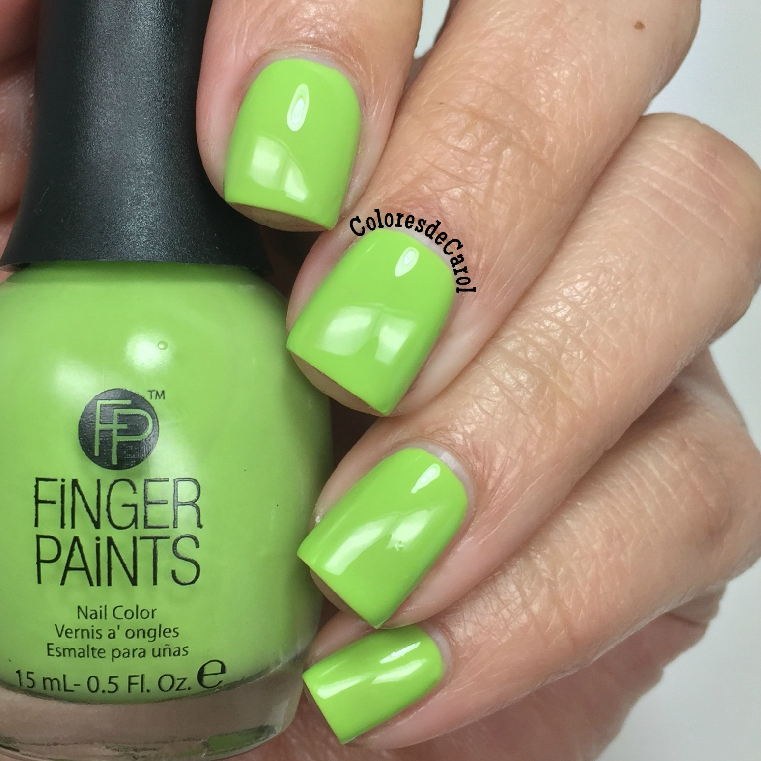 Colores de Carol: Finger Paints Picnic In The Park Collection for ...