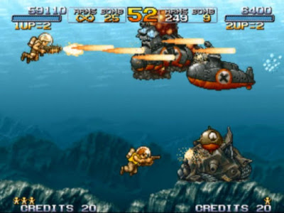 Metal Slug Collection Screenshots