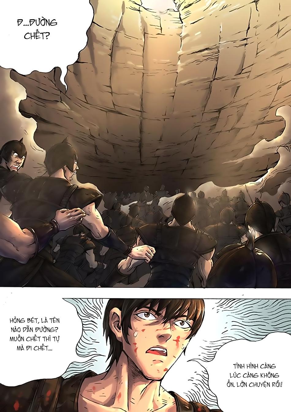 Đường Dần tại Dị Giới trang 14